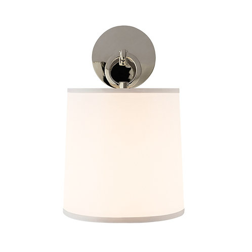 French Cuff Sconce (Barbara Barry Collection, 多色可選)