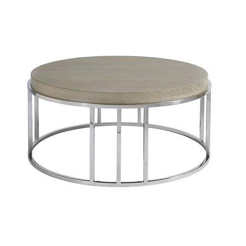 Zephyr Round Cocktail Table