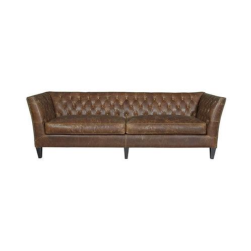 Duncan Leather Sofa