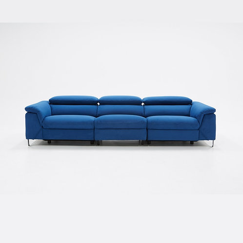 Maine Sofa w/ Electric Recliners 2