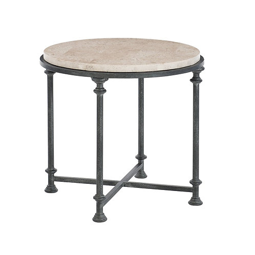Galesbury Round End Table
