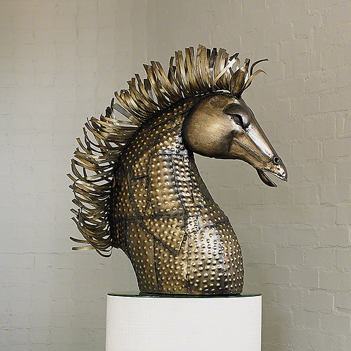 Italian Stallion 義大利駿馬雕塑
