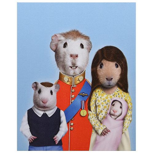 Royal Guinea Pigs (Pets Rock Collection)