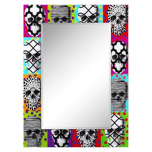 Sugar Skulls Mirror