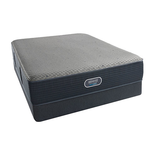 Simmons Beautyrest Silver Hybrid Cascade Mist Firm Mattress