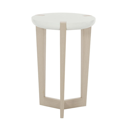 Axiom Round Chairside Table