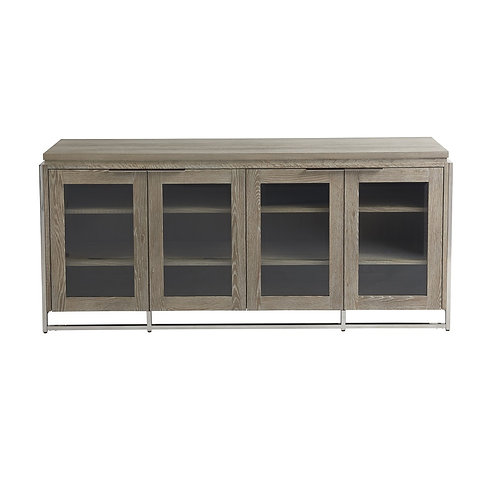 Modern Fairbanks Entertainment Console