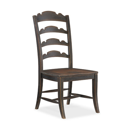 Twin Sisters Ladderback Side Chair (Set of 2)