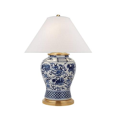 Foo Dog Medium Table Lamp (Ralph Lauren Collection)