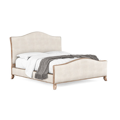 Palisade Sleigh Bed