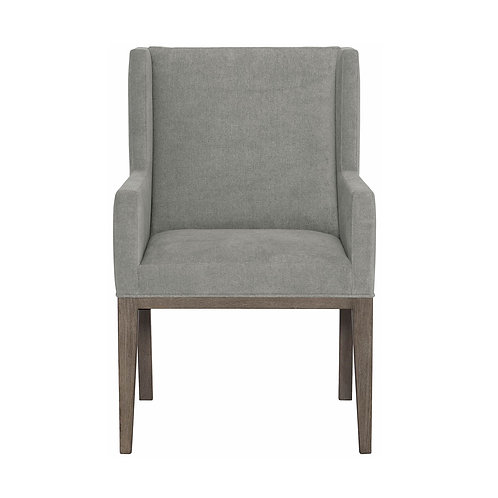 Linea Upholstered Arm Chair (Set of 2)