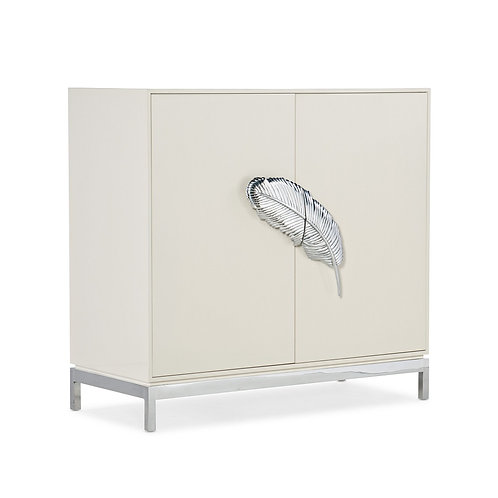 Melange Dont Leaf Me Cabinet