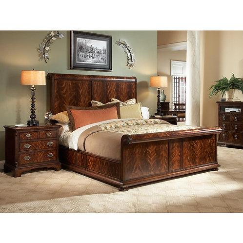 [床墊加購特價] Hyde Park Panel Bed