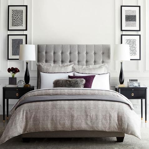 Metropolitan Chic - Bedroom