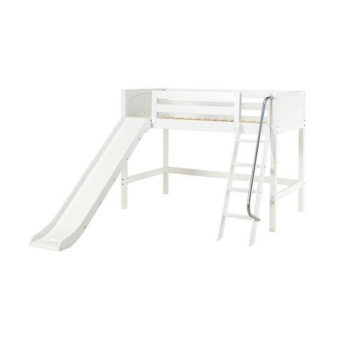 Maxtrix (中) 高架床 + 扶梯 + 滑梯 (多款可選)