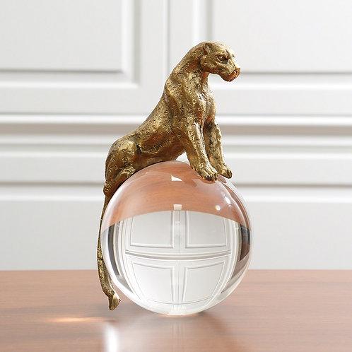 Jaguar on Crystal Ball