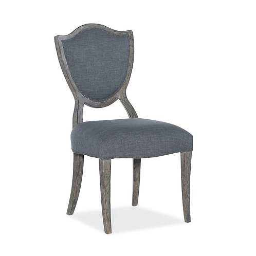 Beaumont Shield Back Side Chair (Set of 2)