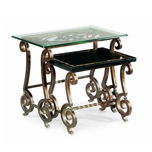 Bernhardt Zambrano Nesting Table