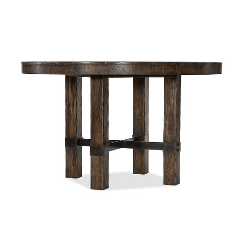 Roslyn County Round Dining Table (可調高度)
