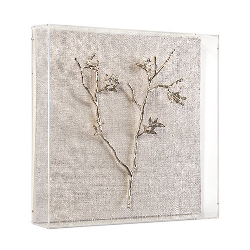 Silver Branches I