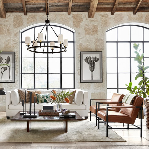 Wine Country - Living Room
