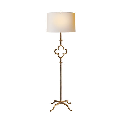 Quatrefoil Floor Lamp (Suzanne Kasler Collection)