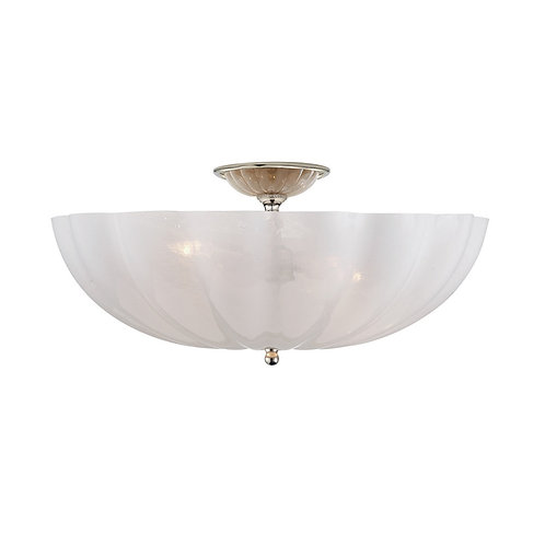 Rosehill Large Semi-Flush Mount (AERIN Collection, 多色可選)