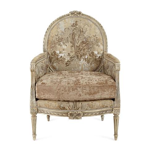 Golden Garden Chair