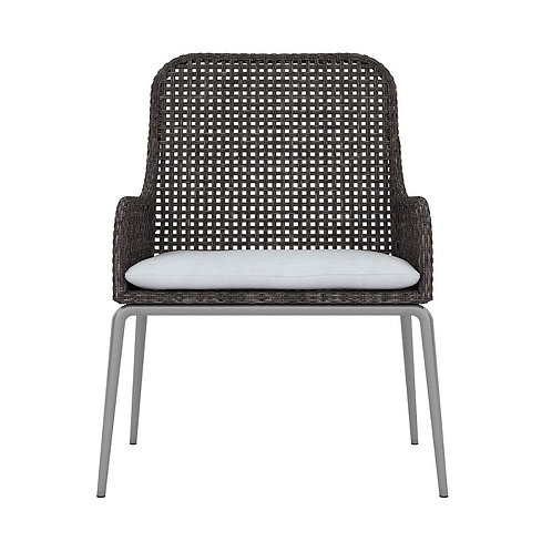 Antilles Wicker Arm Chair (Set of 2)