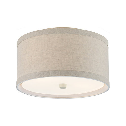 Walker Small Flush Mount (Kate Spade NY Collection, 多色可選)