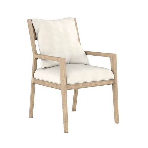 North Side Upholstered Arm Chair (Set of 2)