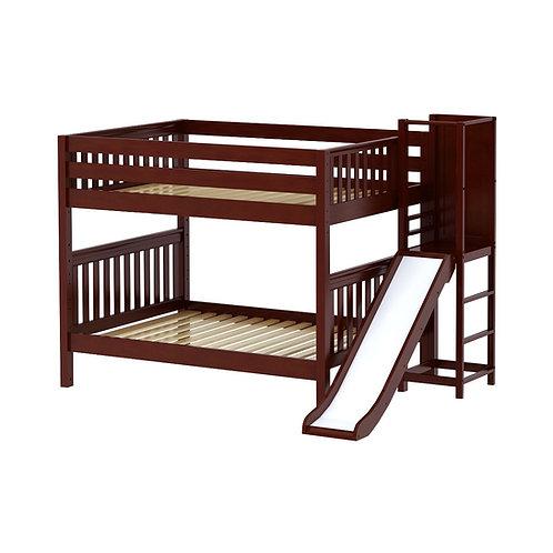 Maxtrix (中) 雙層床 + 平台溜滑梯 - FULL (多款可選)