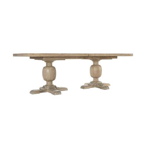 Rustic Patina Rectangular Dining Table