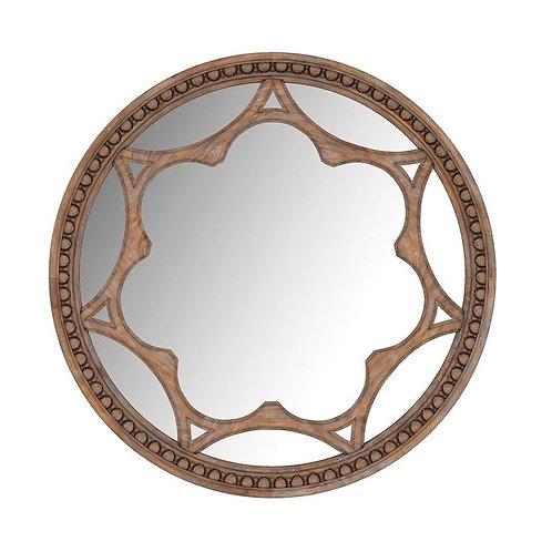 Architrave Round Mirror
