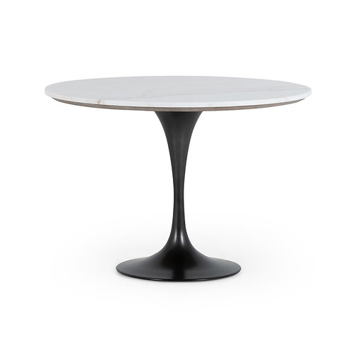 Powell Round Dining Table (多款可選)