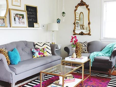 條紋 融入家居設計,打造最時尚的家