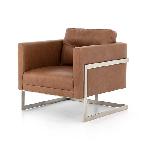Fiona Leather Chair