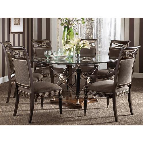 Belvedere Round Dining Set (1桌6椅)