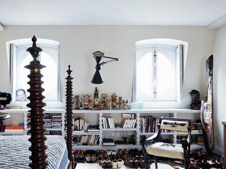 走進 Christian Louboutin 的巴黎大宅!
