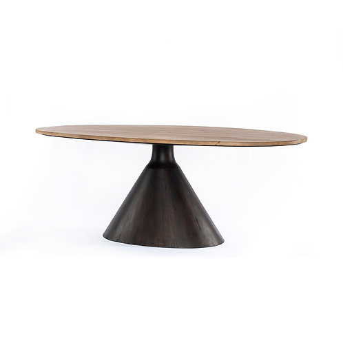 Bronx Oval Dining Table 2