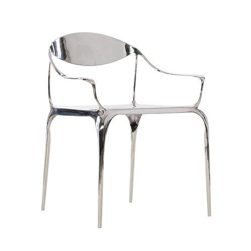 Vaughn Metal Arm Chair