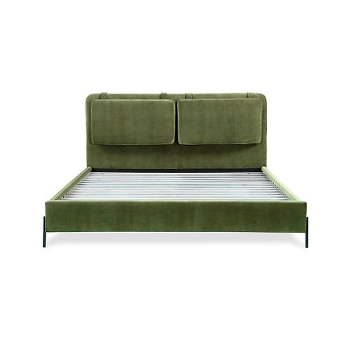 Kirkeby Upholstered Bed (Bobby Berk Collection)
