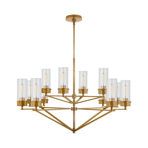 Marais Large Chandelier (Thomas O'Brien Collection, More Options)