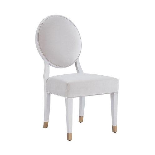 Love Joy Bliss Oval Side Chair (Set of 2) (Miranda Kerr Home)