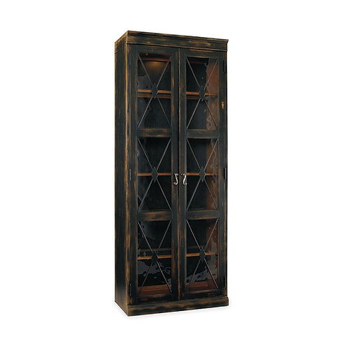 Sanctuary Thin Display Cabinet