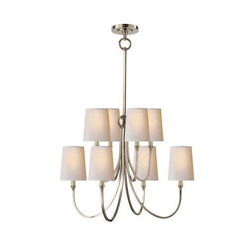 Reed Large Chandelier (Thomas O'Brien Collection, More Options)