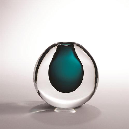 Ice Vase - Azure