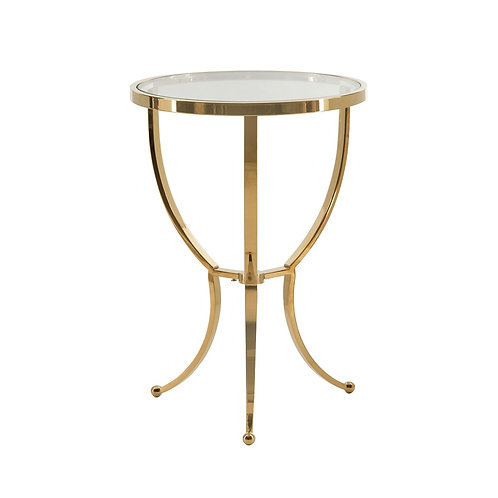 Adella Chairside Table