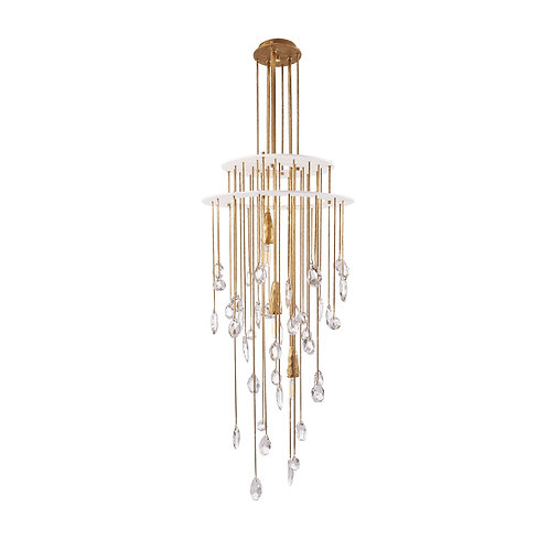 Hailee Small Sculpted Chandelier (Ralph Lauren Collection, 多款可選)