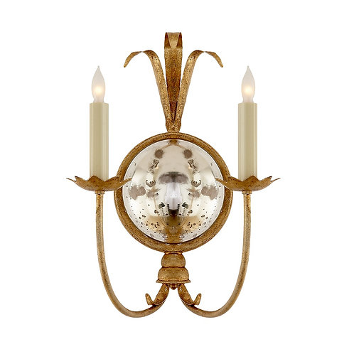 Gramercy Double Sconce (E. F. Chapman Collection)